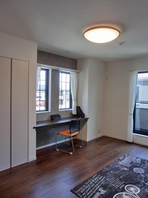 2階の洋室の写真
